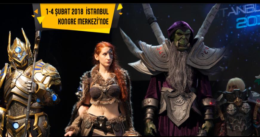 Gaming İstanbul 2018